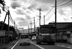 way to Sakurajima
